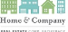 Home and Company Real Estate Corp Brokerage real estate logo