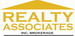 REALTY ASSOCIATES INC. real estate logo