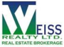 WEISS REALTY LTD. real estate logo