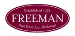 FREEMAN REAL ESTATE LTD. real estate logo