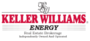 KELLER WILLIAMS ENERGY REAL ESTATE real estate logo