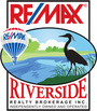 REMAX Riverside Realty Inc real estate logo