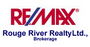 RE/MAX ROUGE RIVER REALTY LTD. real estate logo