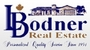L. BODNER REAL ESTATE INC. real estate logo