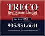TRECO REAL ESTATE LIMITED