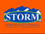 STORM REALTY CORNWALL, Brokerage real estate logo