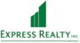 EXPRESS REALTY INC. real estate logo