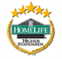 HomeLife/Bayview real estate logo