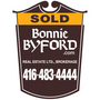 BYFORD, BONNIE, REAL ESTATE LTD. real estate logo