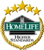 HOMELIFE NU-KEY REALTY LTD., BROKERAGE real estate logo