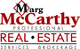 Marg McCarthy Professional Real Estate Services Inc. Brokerage real estate logo