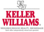 KELLER WILLIAMS NEIGHBOURHOOD REALTY real estate logo