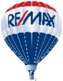RE/MAX REALTY ONE INC. real estate logo