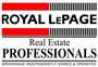 ROYAL LEPAGE REAL ESTATE PROFESSIONALS real estate logo