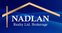 NADLAN REALTY LTD. real estate logo