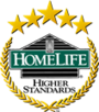 HomeLife Landmark Realty Inc. real estate logo