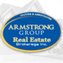 Oliver and Associates Real Estate Armstrong Group Real Estate Brokerage Inc. real estate logo