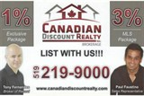 TONY FERNANDES & PAUL FAUSTINO - Canadian Discount Realty Real Estate Profile