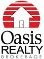 Oasis Realty Brokerage real estate logo