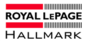 Royal LePage Hallmark real estate logo