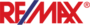 RE/MAX BLUEWATER REALTY INC. real estate logo