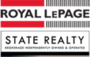 Royal LePage State Realty Brokerage real estate logo