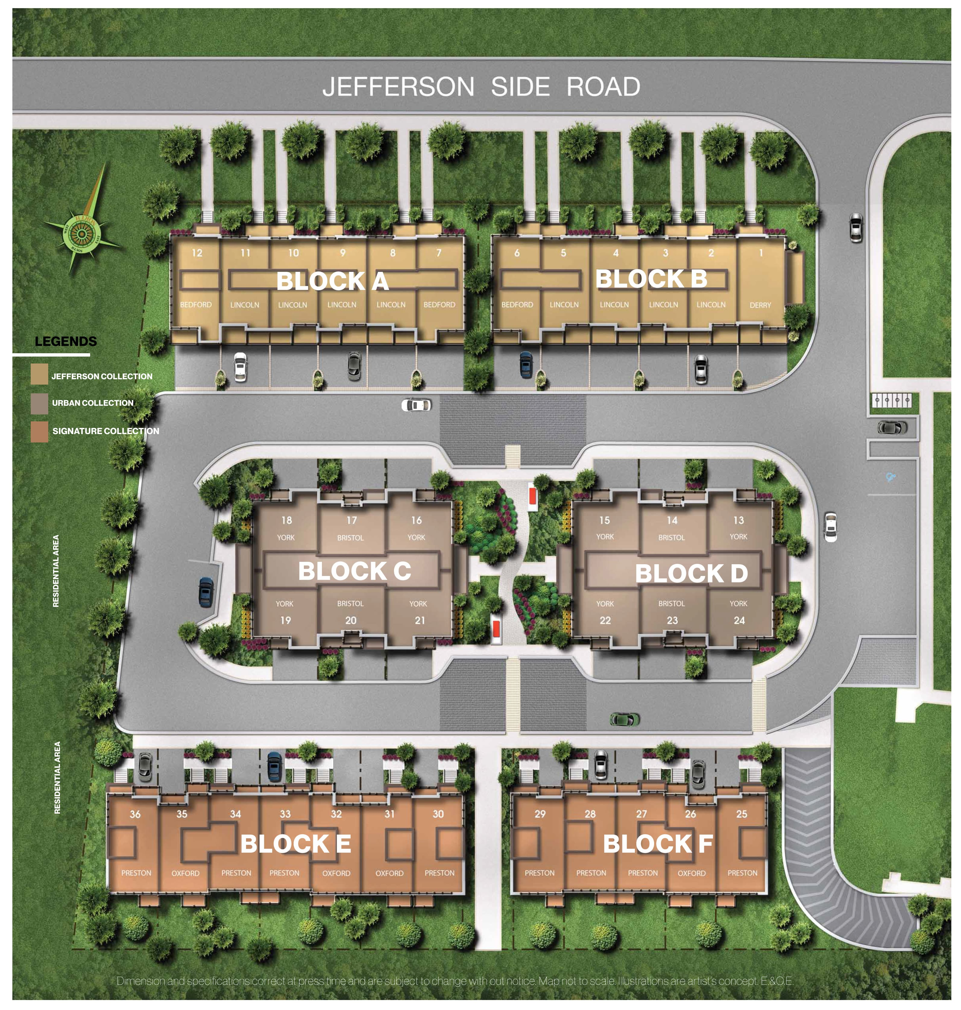 Home Finding Sites: New Home Community Development In