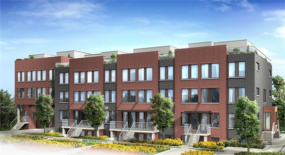 Yorkdale Village Townhomes Phase 2 New Home Development Information image