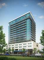 the 228 new development in Bedford Park Nortown