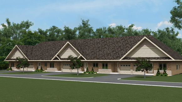 North Lake Village New Home Development Information image