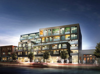 109OZ new development in Bloor West