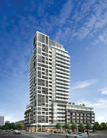 Rise Condominiums new development in Casa Loma
