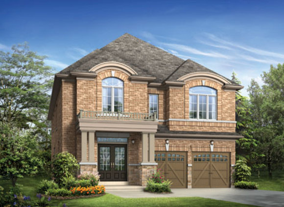 The Ravines of Credit Woods New Home Development Information image