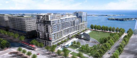 Bayside Toronto New Home Development Information image