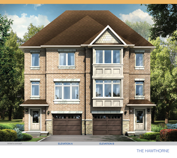 Silverthorn Heights New Home Development Information image