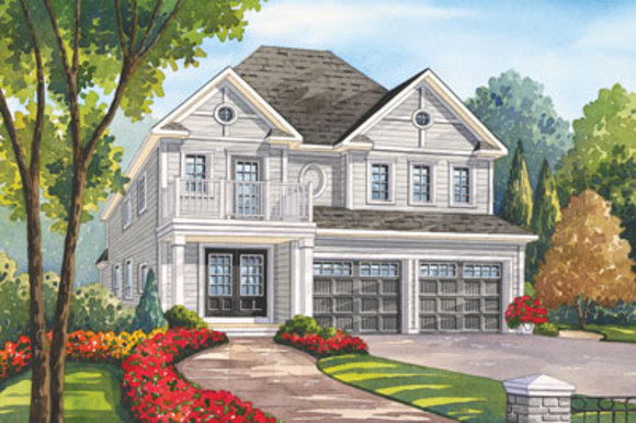 New Builder Homes In Ajax
