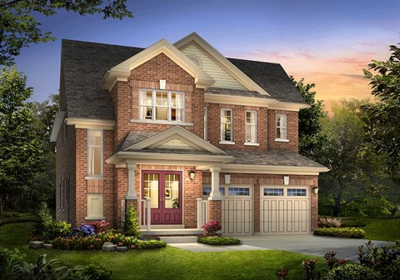 New Homes Mississauga Road And Steeles