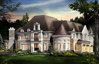 Mansions on the Boulevard new development in Kleinburg