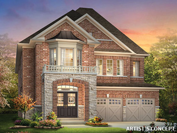 Impressions of Kleinburg New Home Development Information image