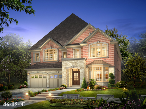 bridle path of thornhill new home community development in vaughan