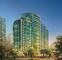 Pearl Condominiums new development in Willowdale East