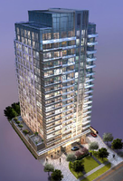 The Upper Canada Condominiums new development in Yonge St.Clair
