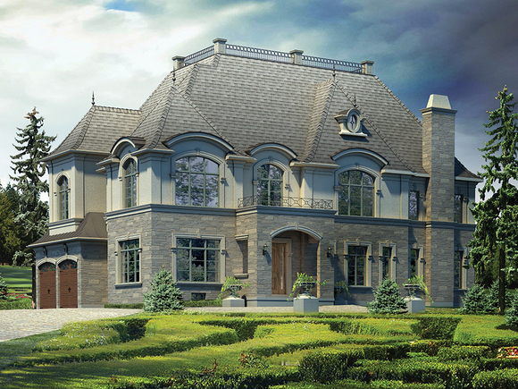 The Castles of King City  New Home Development Information image