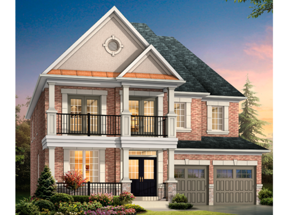 Queensville New Home Development Information image