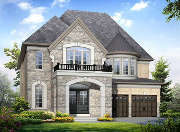 Meadowgreen on Mississauga Road New Home Development Information image