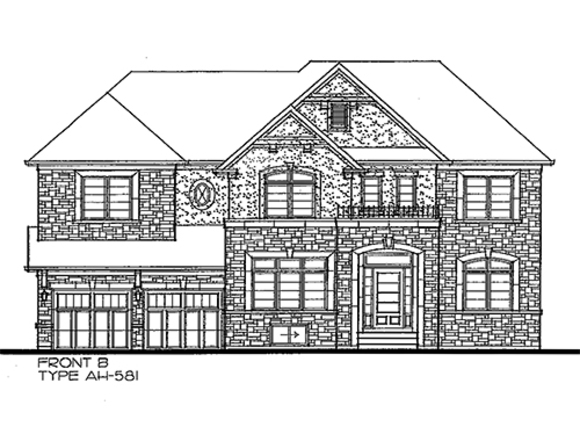Custom Homes at Lakeview New Home Development Information image