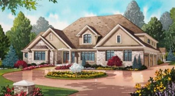Chestnut Grove Estates  New Home Development Information image