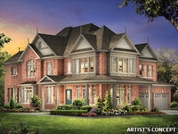 Upper Mount Pleasant  new development in Credit Valley