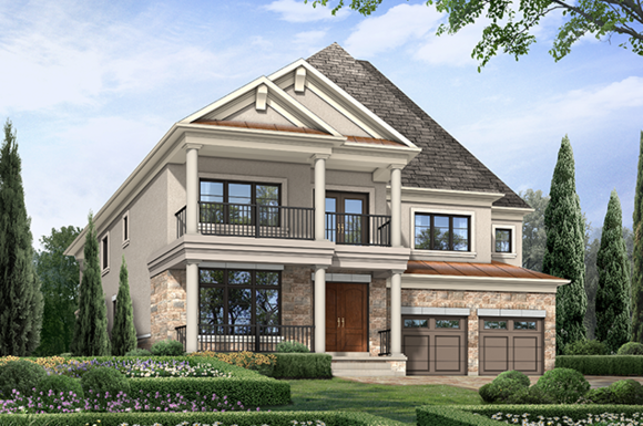 The Enclave Upper Thornhill Estates   New Home Development Information image
