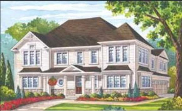 Grand River Woods New Home Development Information image